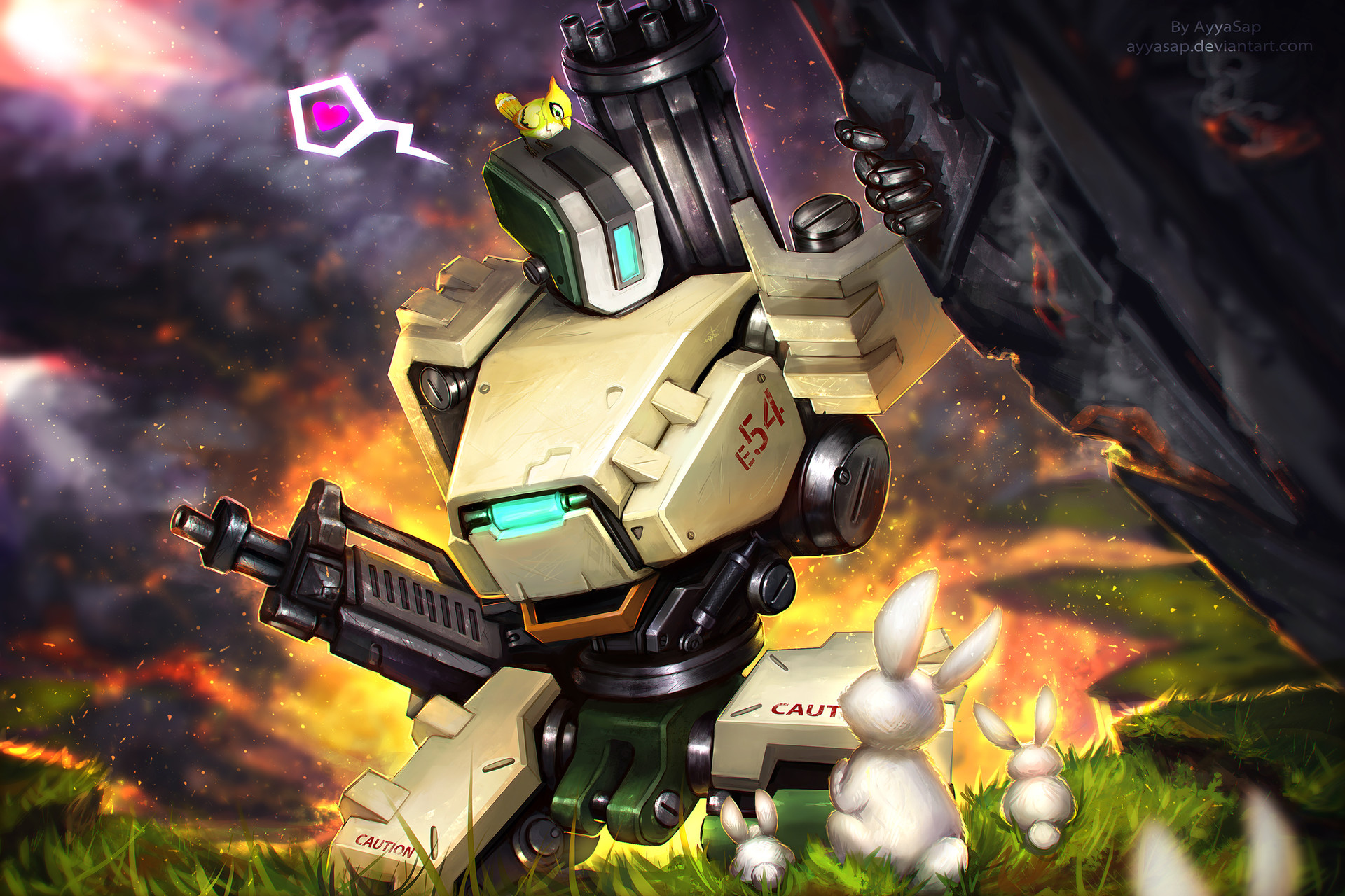 Bastion Fan Art