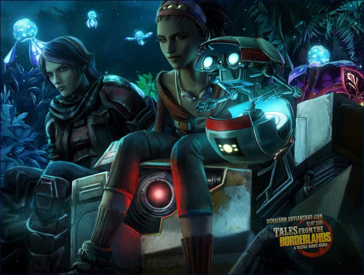Telltale - Tales from the Borderlands