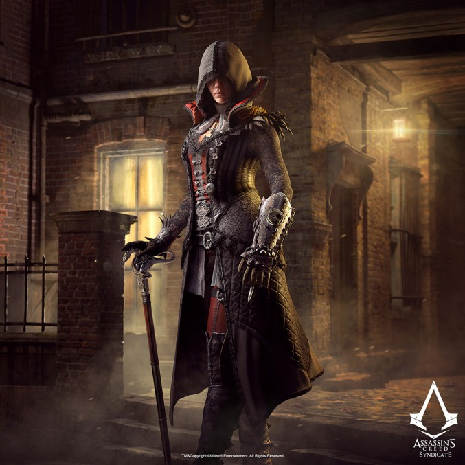 Fabien - Assassins Creed Syndicate