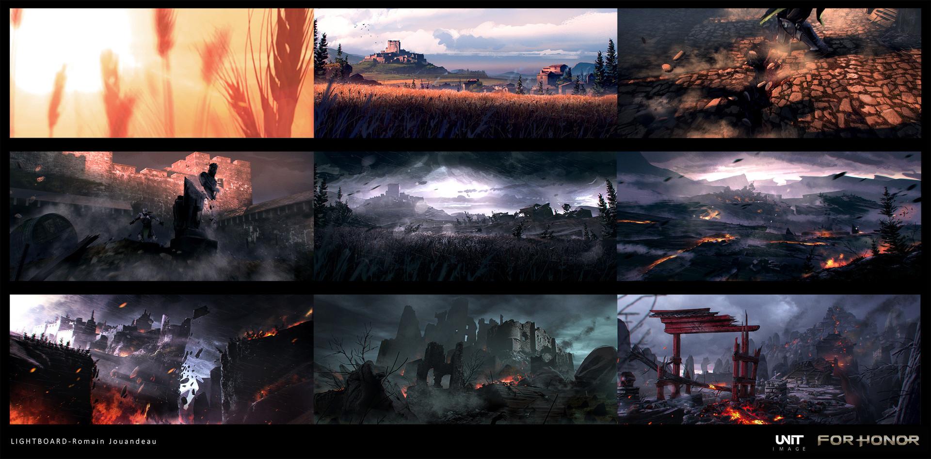 Romain Jouandeau - For Honor Cinematic Trailer