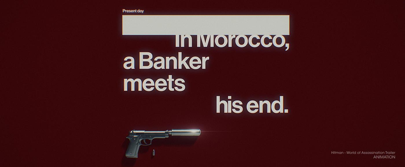World of Assassination Trailer