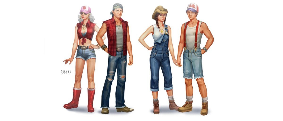 Sims 4 Concept Art by Tale Twins | #131