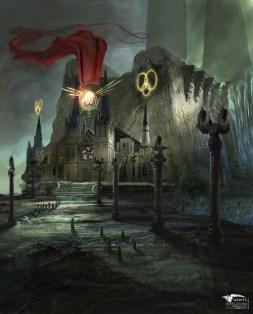 Dante's Inferno Concept Art