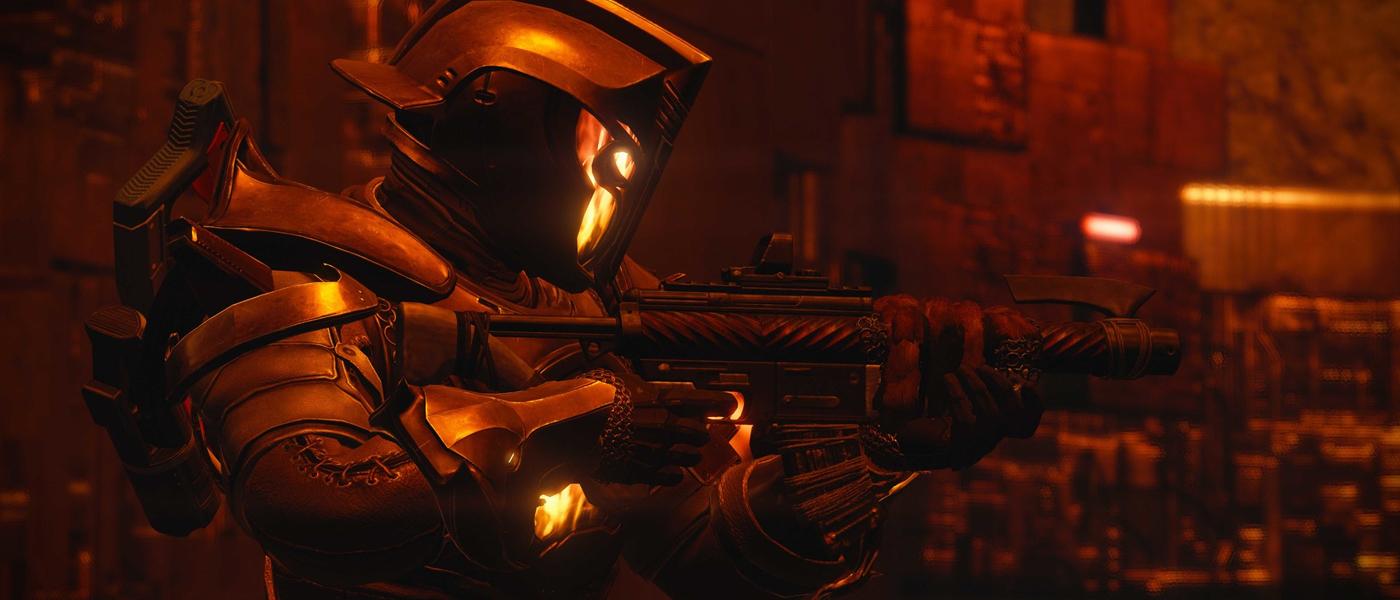 Destiny: Rise of Iron character models