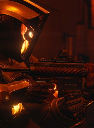 Destiny: Rise of Iron character models