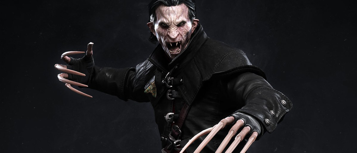 Witcher 3 Character Art by Marcin Blaszczak | #137