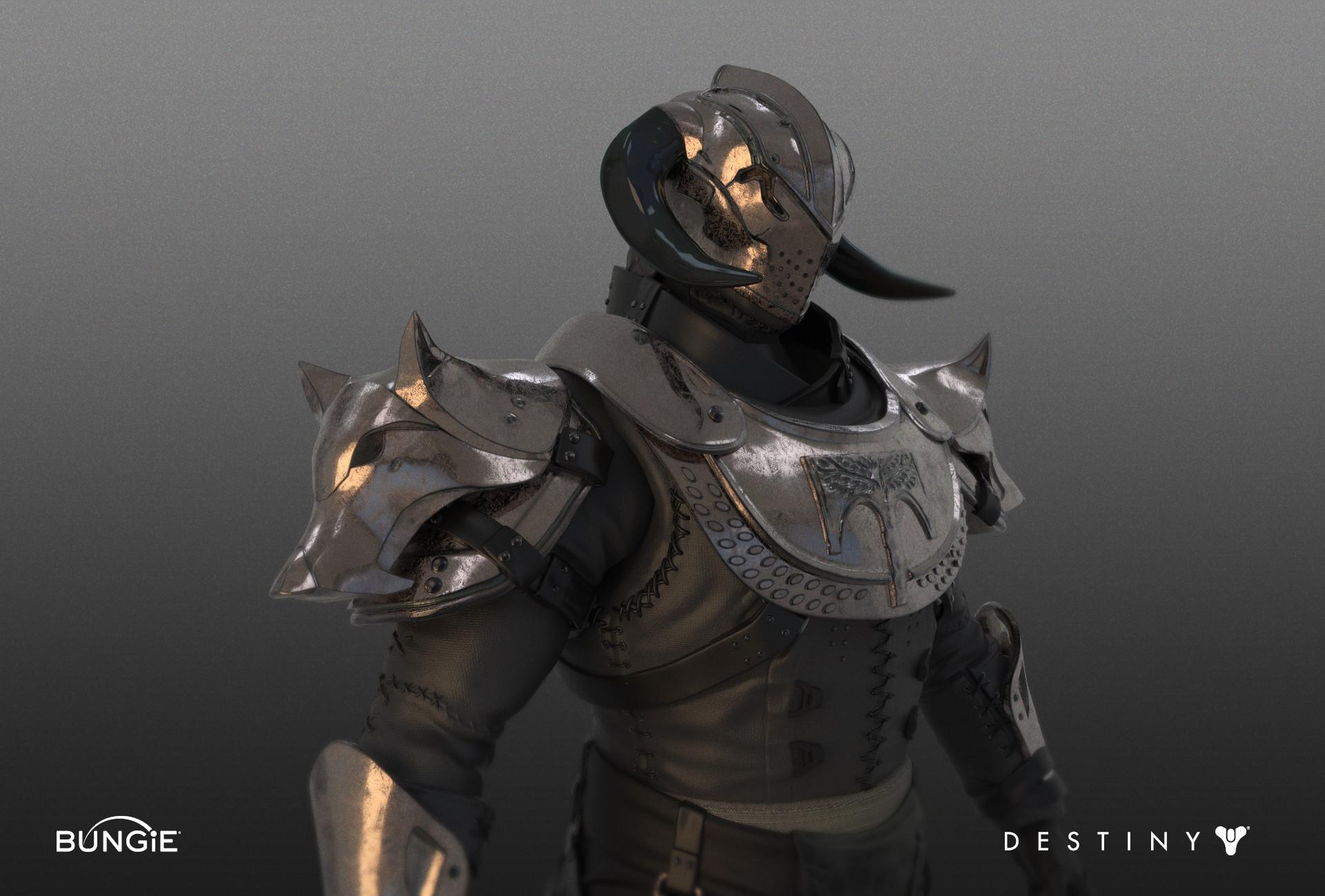Aaron Wehrmeister, Destiny Character Art