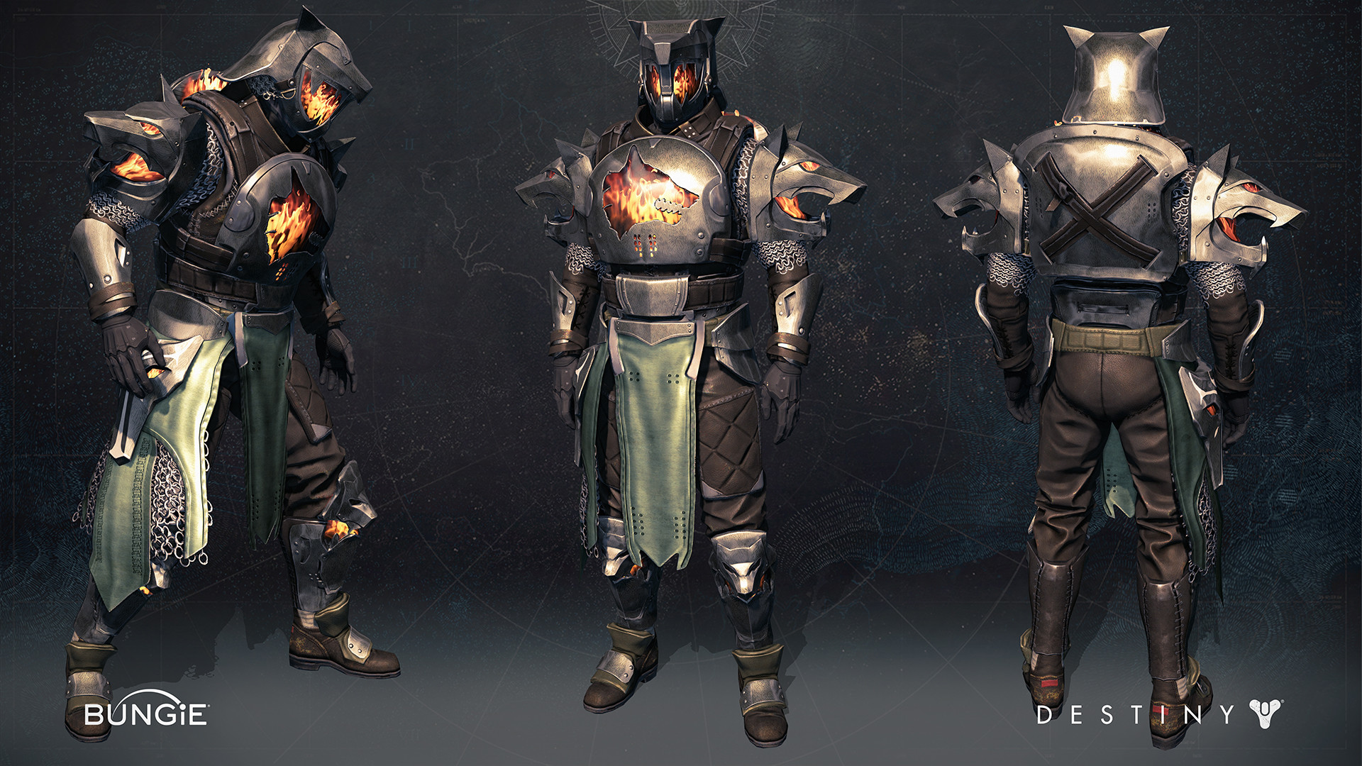 Destiny 2 Kings Fall Wallpaper Destiny Rise Of Iron Character Models 133 Escape The