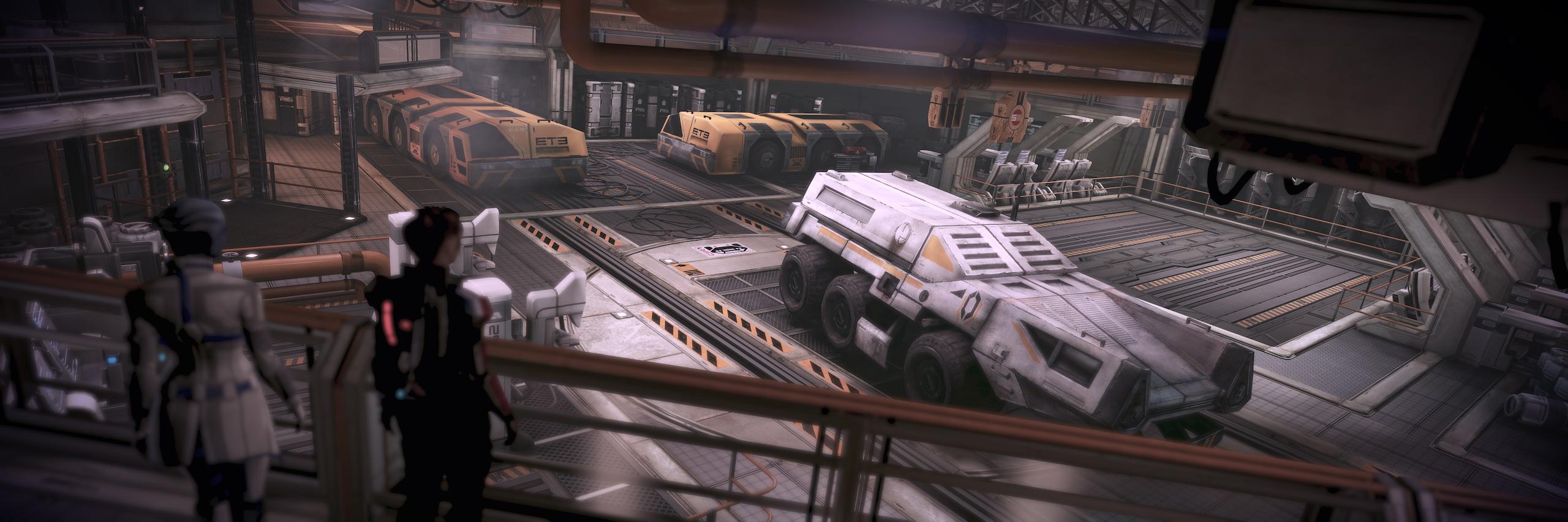 Mass Effect - DeadEndThrills