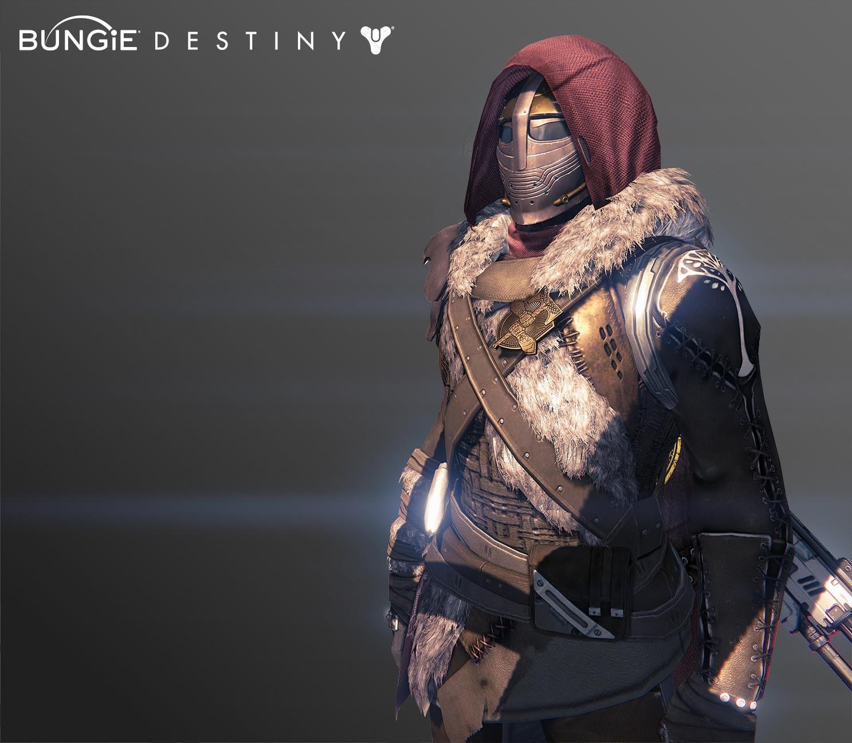 Rosa Lee, Destiny Character Art