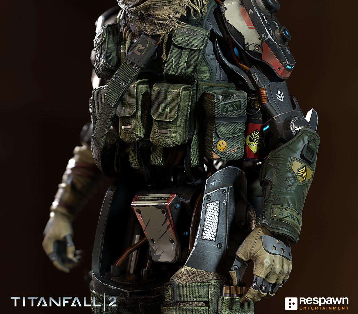 Titanfall 2 Concept Art
