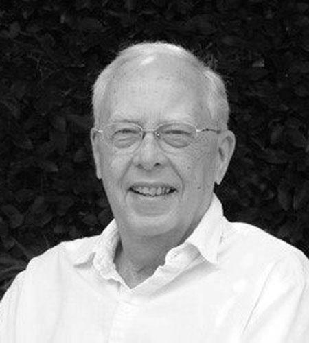 Ajijic writer Pete Sodermans profile picture.