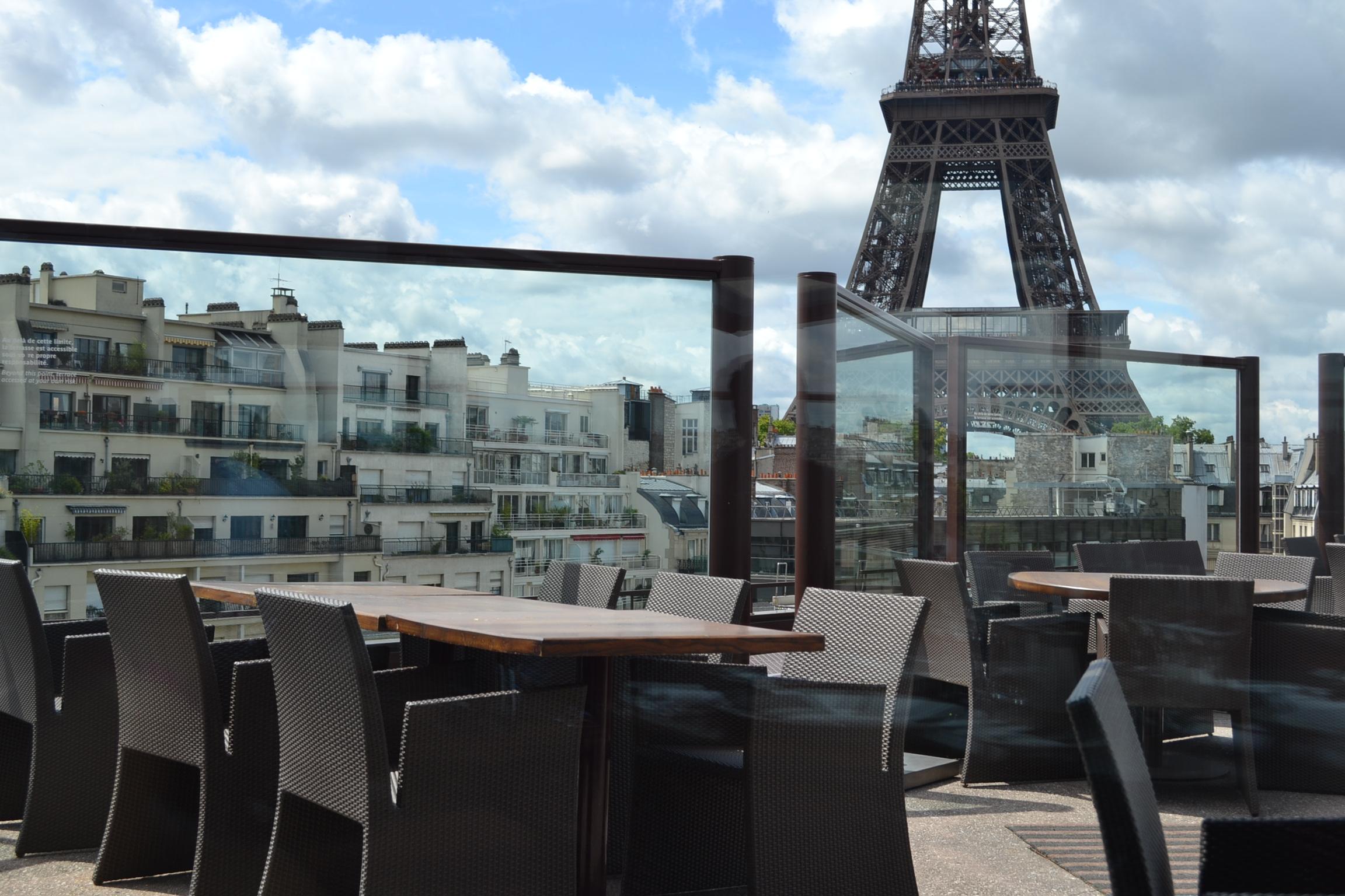 Les Ombres Paris France  escape with style