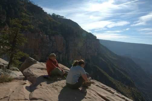 grand canyon Coconino Overlook