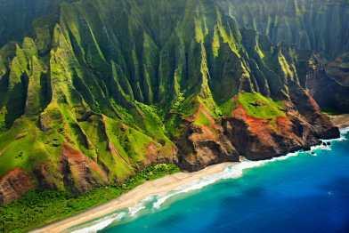Napili-Coast-Kauai Hawaiian Island