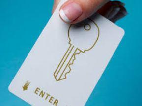hotels key cards