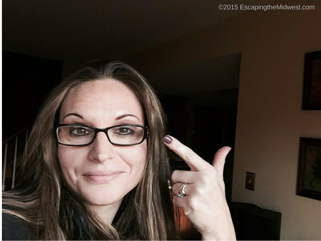 Eyesight Blurry When Move Away Glasses