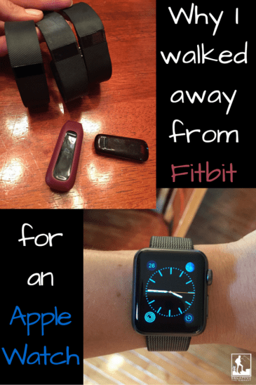 how to sync apple watch to firbit