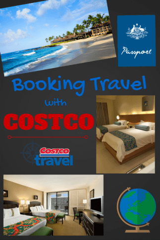 Booking Travel with Costco