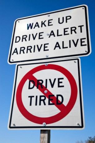 drowsy driving