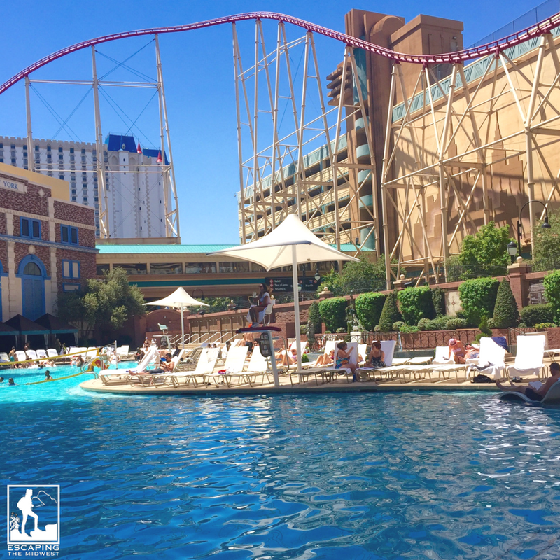 Reviewing New York New York Hotel and Casino - Las Vegas - Escaping
