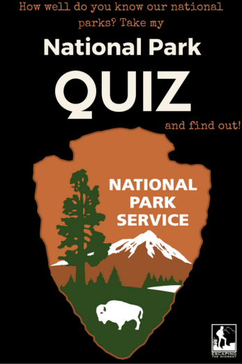 national park quiz