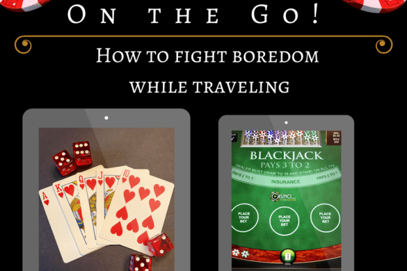 Vegas on the go! Online gaming