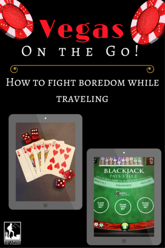 Vegas on the Go! Online games