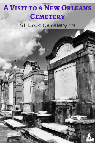 New Orleans Cemetery St. Louis #3