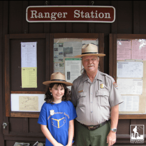 NPS Junior Park Ranger