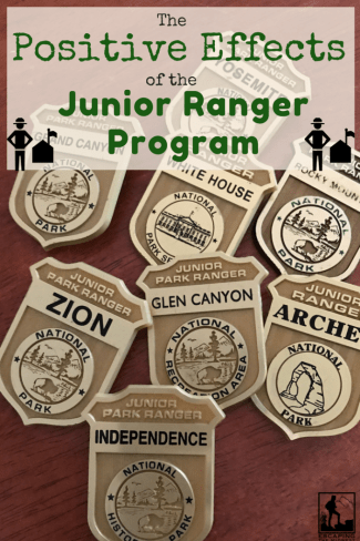NPS Junior Ranger