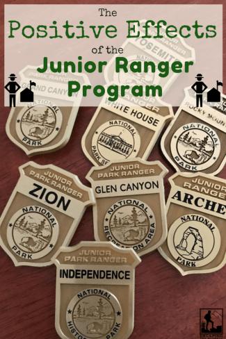 NPS Junior Ranger