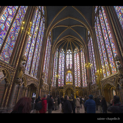 Things to do in Paris France Sainte-Chapelle