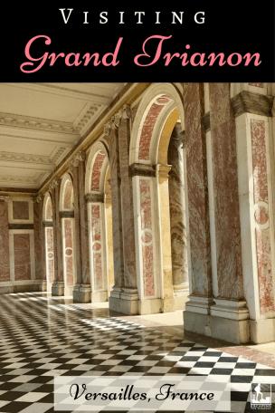Grand Trianon, Versailles, Paris, France
