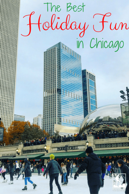 Holiday fun in Chicago