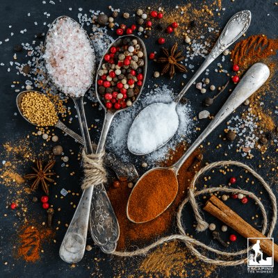Fake Foods, spices