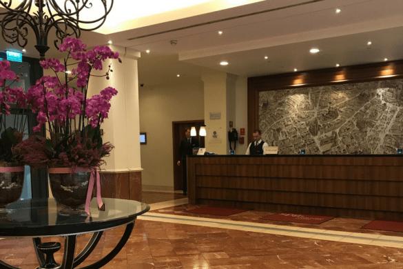 Sheraton Grand Krakow Hotel