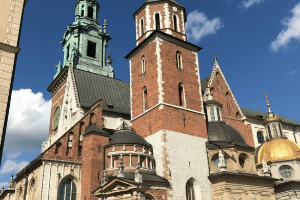 Wawel Castle and Wawel Cathedral