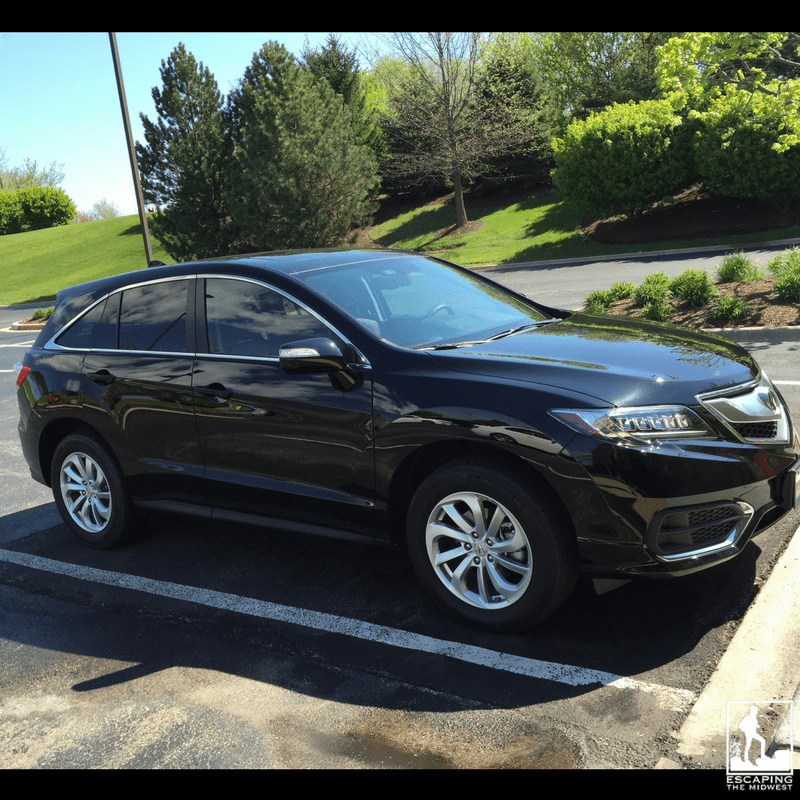 So Long, My Jerking Acura RDX - Escaping the Midwest