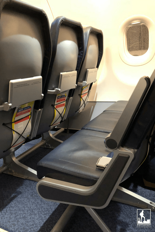 Strange Flying Spirit Airlines Escaping The Midwest Uwap Interior Chair Design Uwaporg