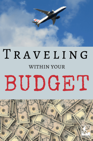 Traveling within your budget