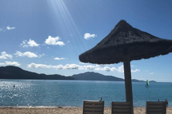 Visiting Hamilton Island, Australia Whitsundays