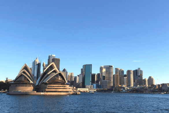 Sydney Harbor Cruise