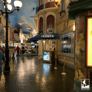 Paris Hotel and Casino review, Las Vegas