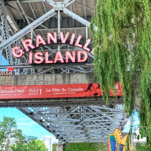 Granville Island, Granville Public Market