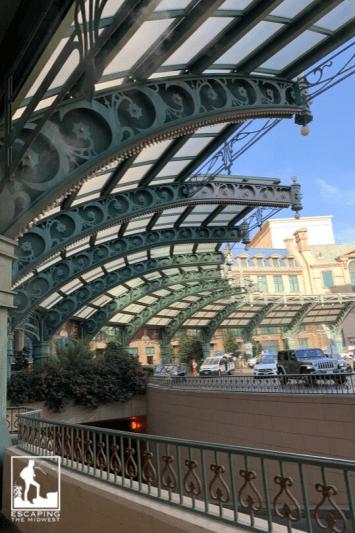 Review of Paris Hotel and Casino Vas Vegas