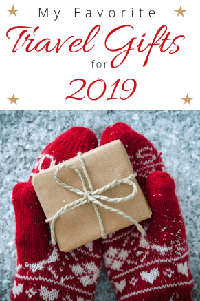 My Favorite Travel Gifts for 2019