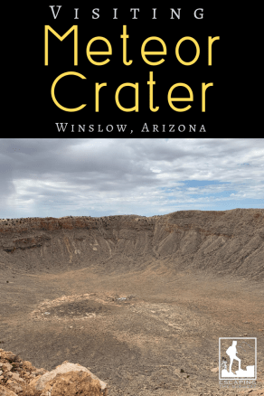 Visiting Meteor Crater