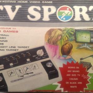 Soundic TV sports console