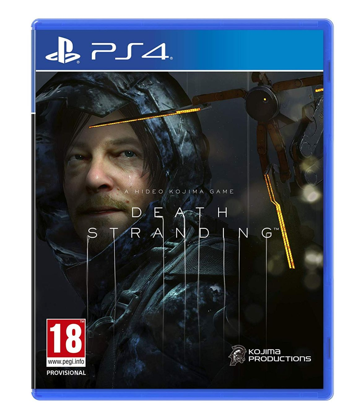 Death Stranding review ps4